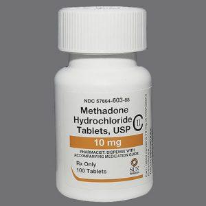 Pastillas de metadona a la venta en línea sin receta